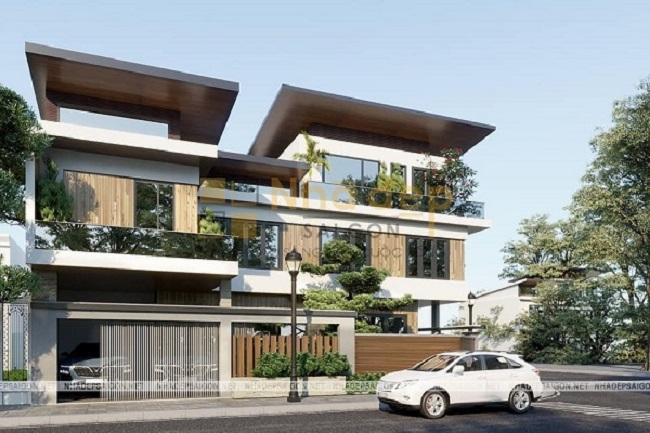 Xây nhà trọn gói TPHCM - Nhà Đẹp Sài Gòn