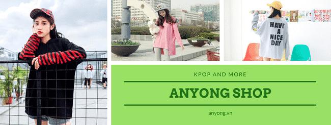AnYong – Shop Bán Quần Áo Unisex Giá Rẻ cá tính