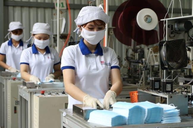 Bảo Thạch - Công ty sản xuất khẩu trang tại TPHCM