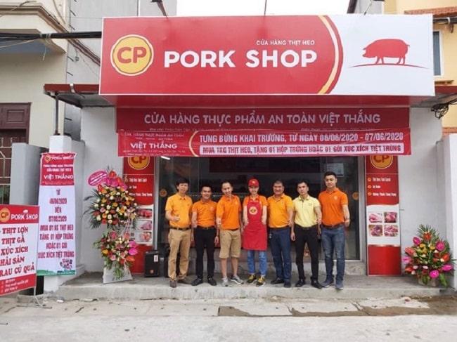 Cửa Hàng PorkShop