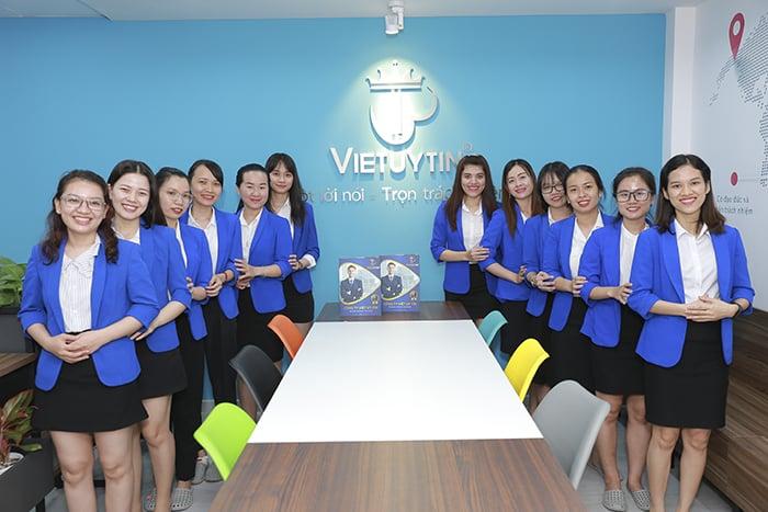 Dịch thuật Việt Uy Tín