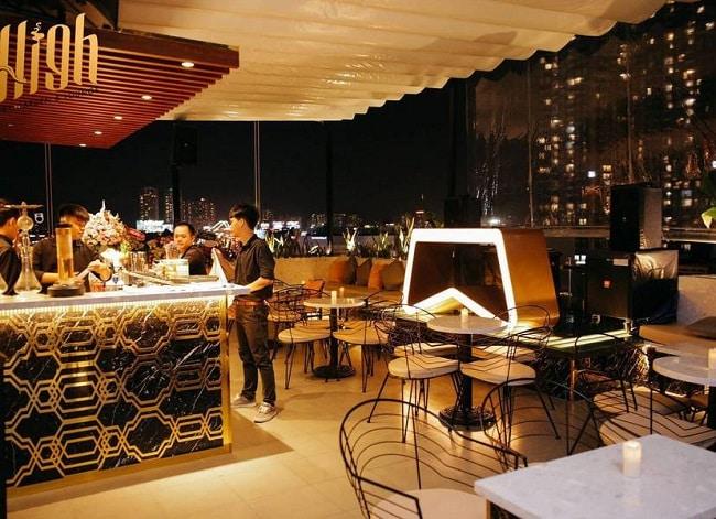 HIGH - Sky Garden & Lounge