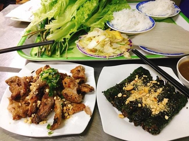 Hoàng Yến - Quán bò lá lốt TPHCM