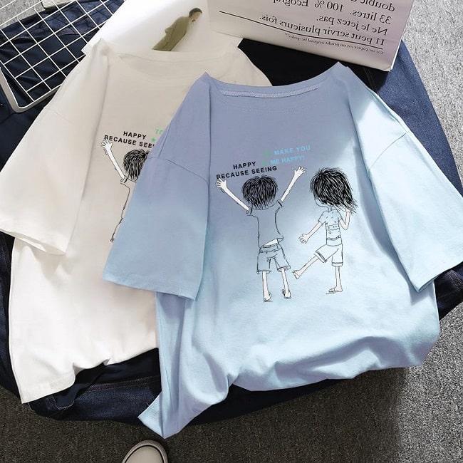 Juky.vn - Shop bán áo thun Unisex ở TPHCM