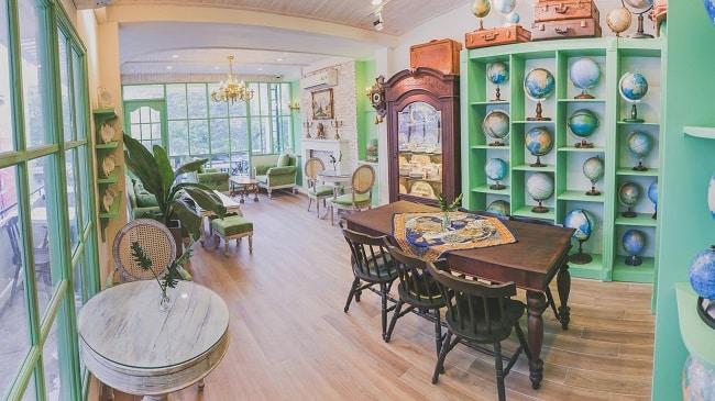 Partea-Tea Room