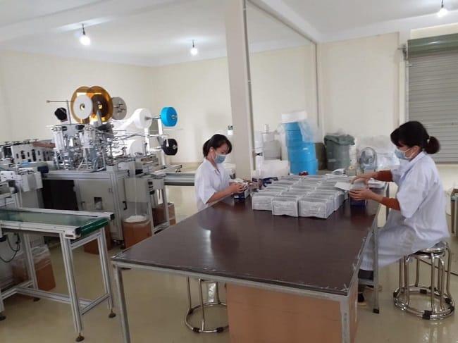 Quantum Care - Công ty sản xuất khẩu trang chất lượng ở TPHCM