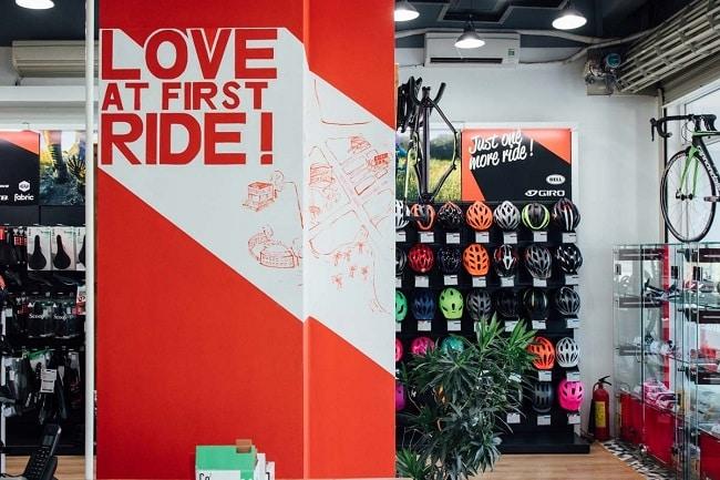 Ride Plus - Cửa hàng bán xe đạp thể thao TPHCM