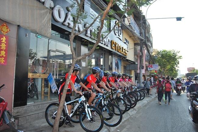Toàn Thắng Cycles - Cửa hàng bán xe đạp thể thao chất lượng tại TPHCM