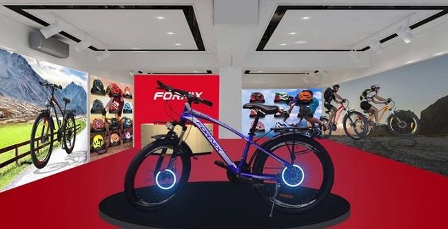 Cửa hàng xe đạp Xe đạp thể thao FORNIX