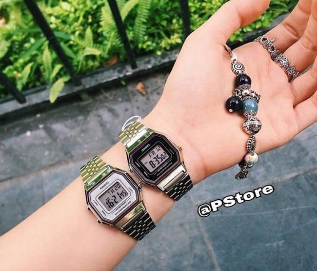 Đồng hồ casio tại Pstore