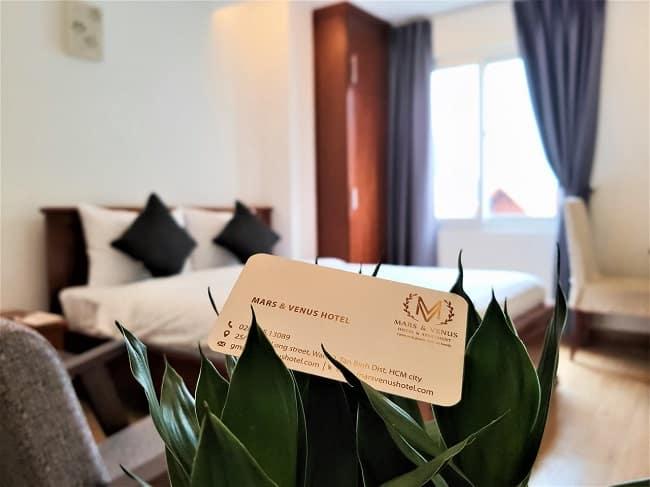 Mars & Venus Hotel - Apartment