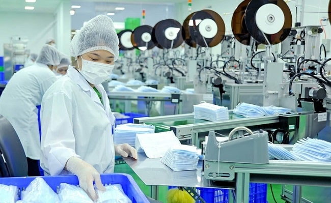 Những công ty sản xuất Khẩu trang uy tín Nhất Việt Nam