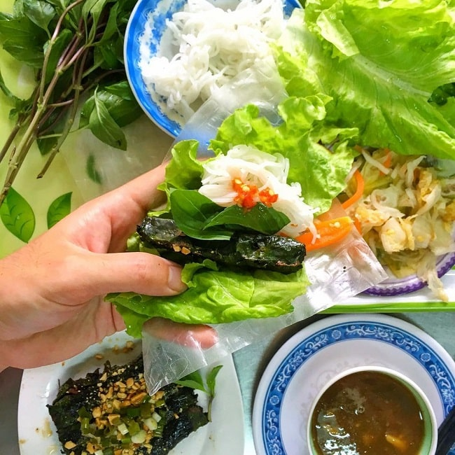 Thanh Vy - Quán bò lá lốt TPHCM