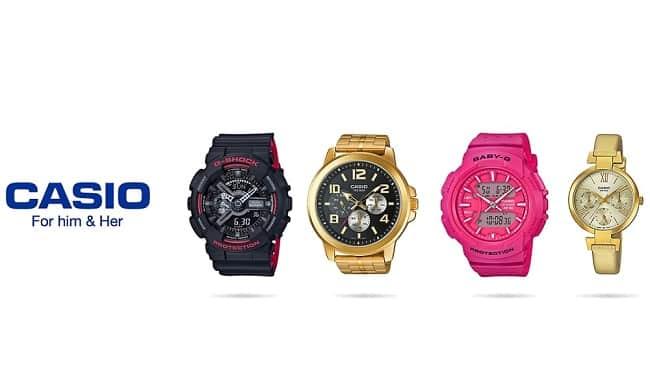 Top 5 Shop bán đồng hồ Casio chính hãng tại TPHCM