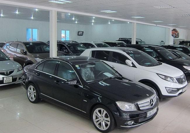 Top 8 địa chỉ mua ô tô cũ ở TPHCM uy tín nhất