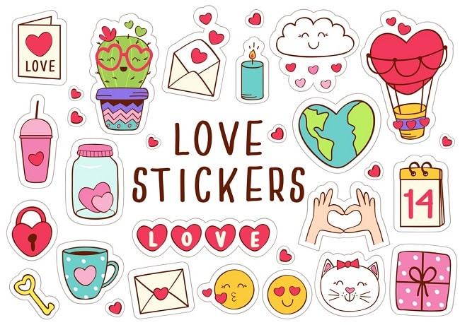 Top 6 shop bán sticker ở TPHCM được yêu thích nhất