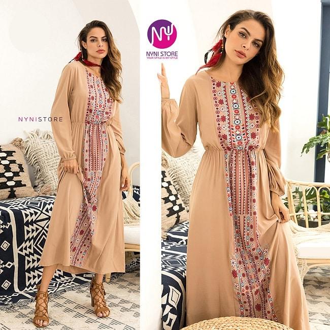 Trang phục Boho-chic tại Nyni Store