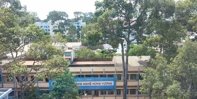 Trường trung cấp nghề Kỹ thuật Công nghệ Hùng Vương