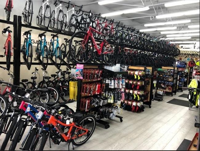 Cửa hàng Xe đạp Thế Giới