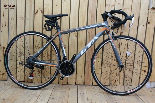 Xe đạp thể thạo tại Rana