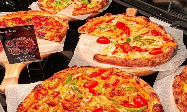 Buzza Pizza Buffet - Quận 1