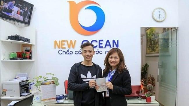 Công ty tư vấn giáo dục quốc tế Tân Đại Dương (New Ocean)