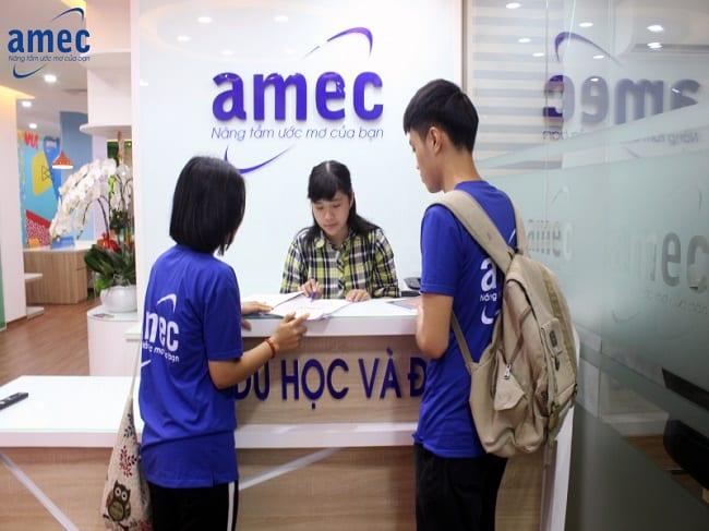 Công ty tư vấn du học Âu Mỹ (AMEC)