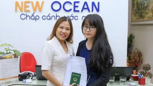 Tư vấn du học tại New Ocean
