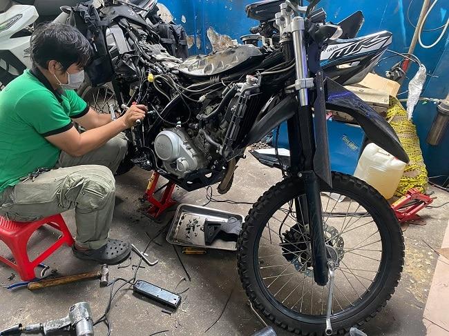 Saigon SSaigon Shop Bikervnhop Bikervn