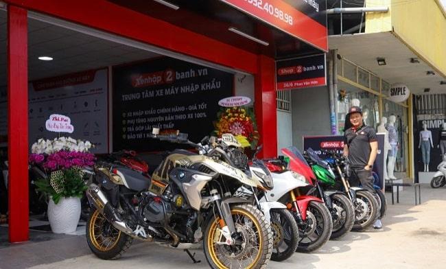 Cửa hàng Shop2banh