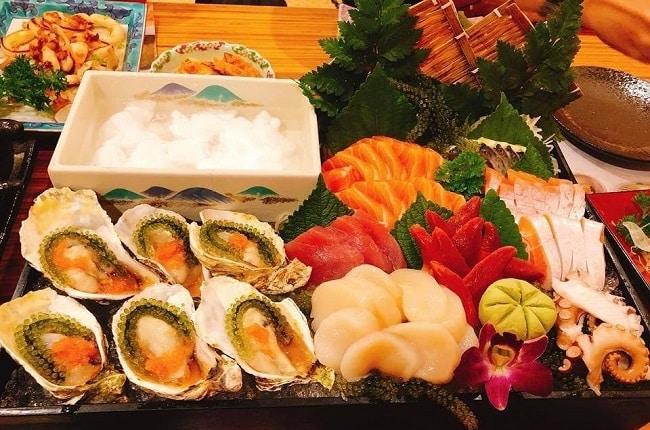 IKI Sushi - Quận 1