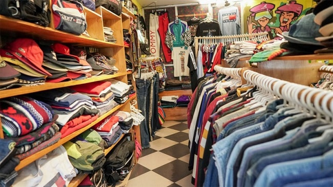 Top 8 Shop quần áo secondhand đẹp hơn cả hàng hiệu ở TPHCM