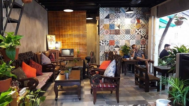 An Cafe - Tân Phú