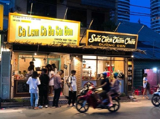 Cà Lem Cô Ba Sài Gòn - Bình Thạnh