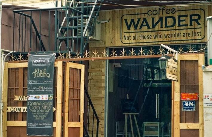 Coffee Wander Bình Thạnh