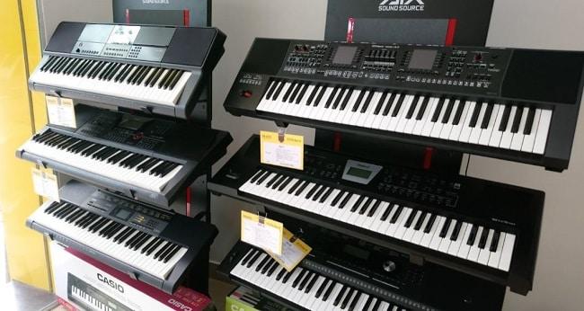 Đàn Organ tại Tuấn Nguyễn Music