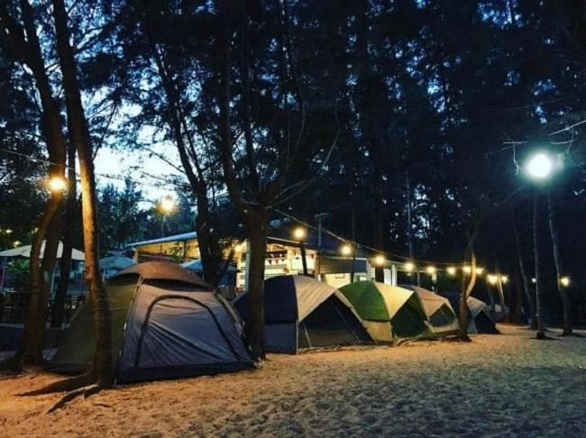 Khu cắm trại Zenna Pool