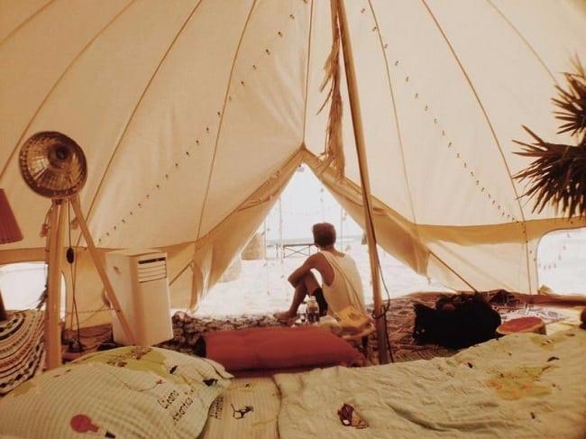 Đại Lãnh - Địa điểm cắm trại tại Việt Nam