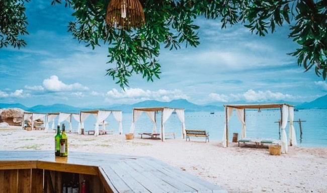 Khu cắm trại Sao Biển - Phan Rang