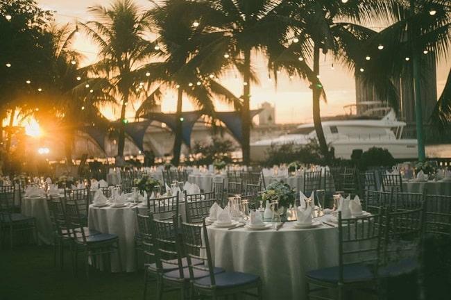 Top 10 Địa điểm tổ chức tiệc cưới ngoài trời đẹp nhất TPHCM