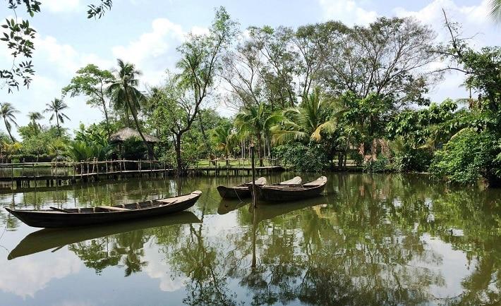 Khu du lịch Tân Cảng - Bình Thạnh