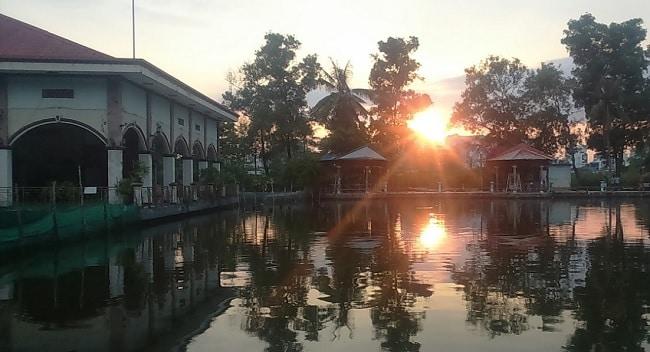 Khu vui chơi giải trí Đồng Diều - Quận 8