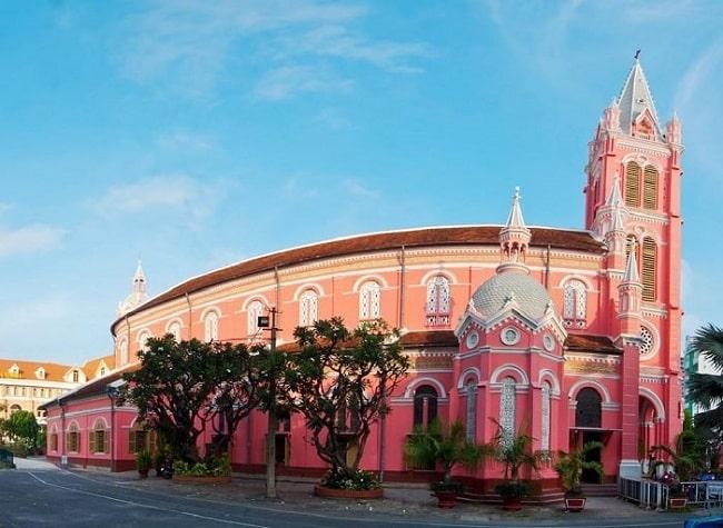 Nhà thờ Tân Định - Quận 3