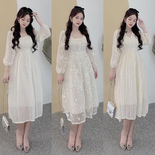 Váy siêu dễ thương tại Moxy