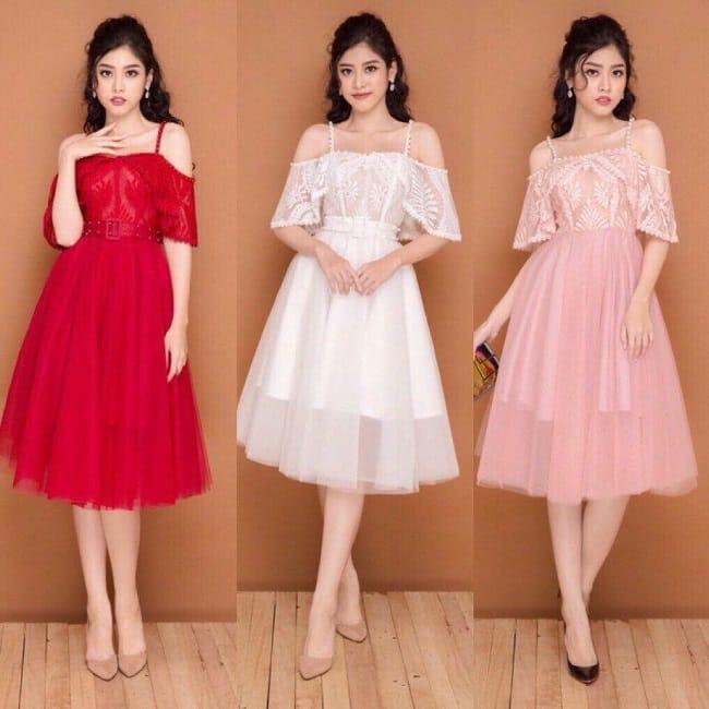 Top 6 shop váy đầm bánh bèo đẹp nhất tại TPHCM
