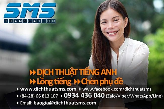 Dịch thuật SMS