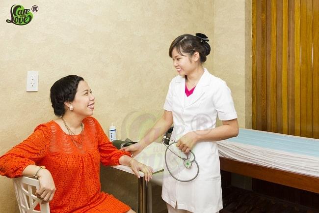 Dịch vụ spa tại nhà của Care With Love