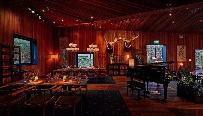 buffet The LOG Restaurant - Quận 1