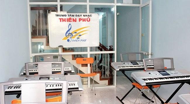 Trung tâm Đào tạo nhạc cụ Thiên Phú
