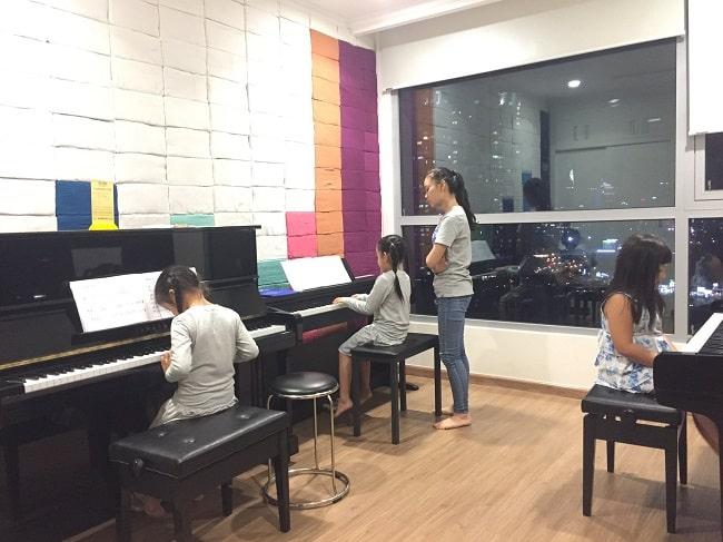 Trung tâm âm nhạc Việt Thanh Music School